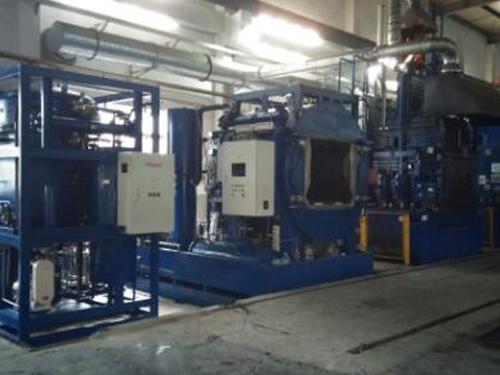 离子氮化炉脉冲电源频率高的优势