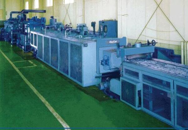 WX网带式连续气体渗碳氮化生产线